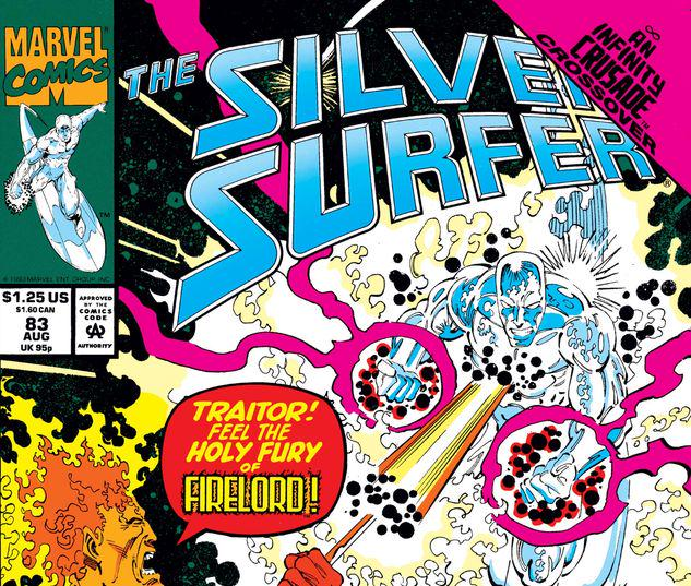 Silver Surfer #83