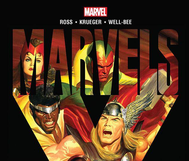 MARVELS X TPB #1