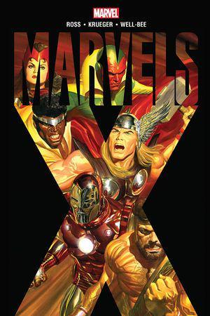 Marvels X (Trade Paperback)