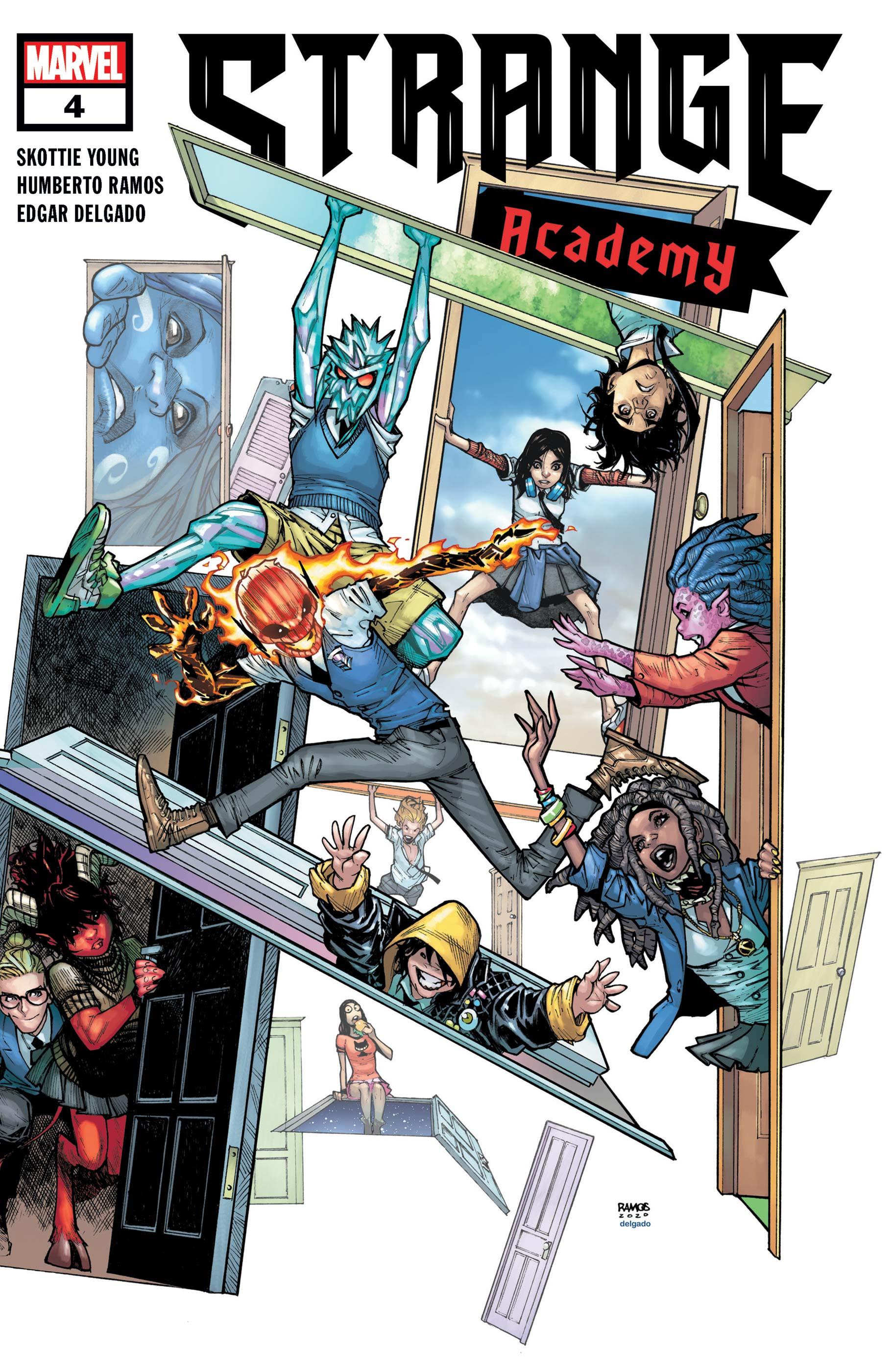 Strange Academy (2020) #4