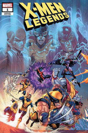 X-Men Legends (2021) #1 (Variant)