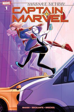 Marvel Action Captain Marvel #1