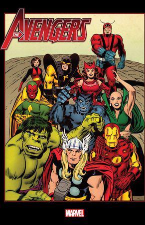 Avengers #50  (Variant)