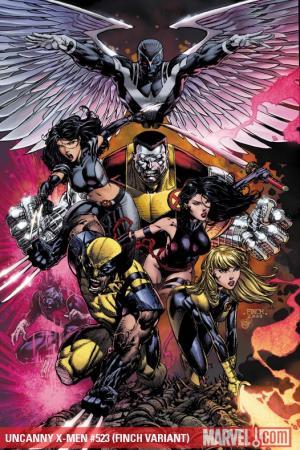 Uncanny X-Men (1963) #523 (FINCH VARIANT)