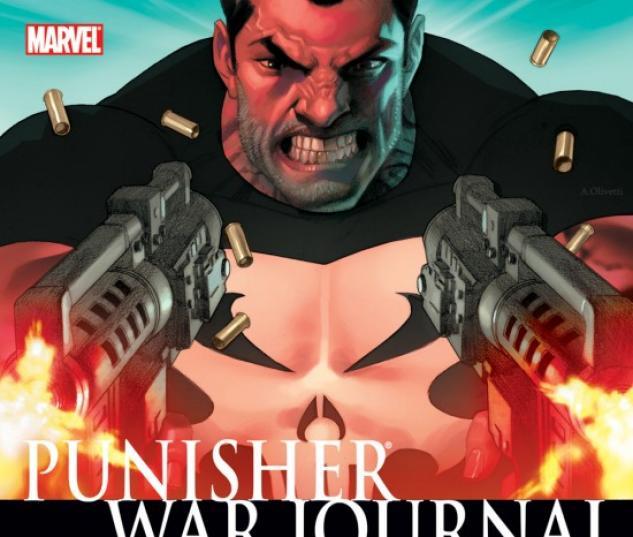 PUNISHER WAR JOURNAL: CIVIL WAR
