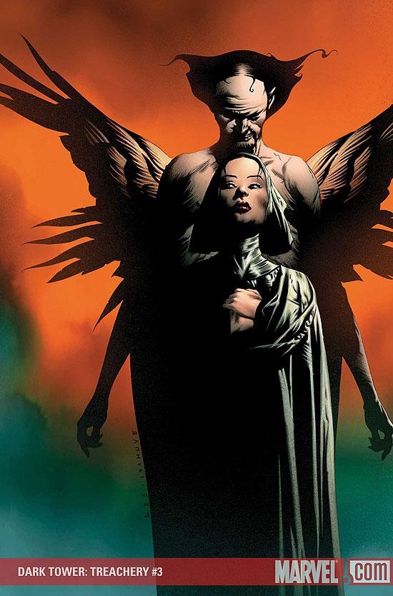 Dark Tower: Treachery (2008) #3