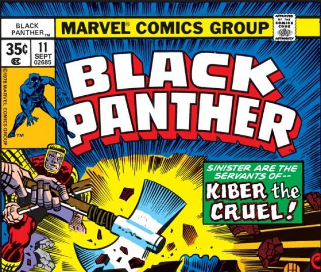 BLACK PANTHER #11