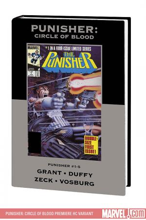 Punisher: Circle of Blood (Hardcover)