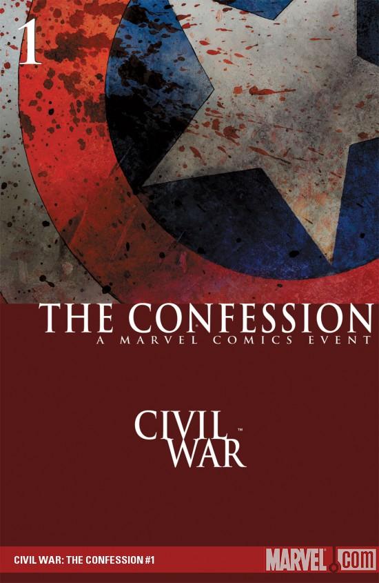 Civil War: The Confession (2007) #1