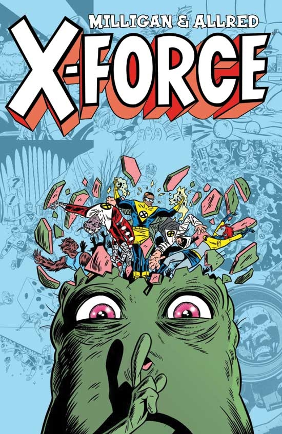 X-Force Vol. II: Final Chapter (Trade Paperback)