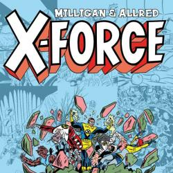 X-FORCE VOL. II: FINAL CHAPTER TPB #0