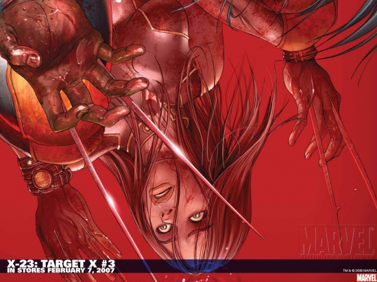 X-23: Target X (2006) #3 Wallpaper
