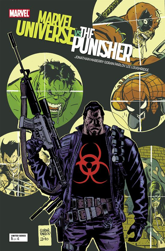 Marvel Universe Vs. the Punisher (2010) #1