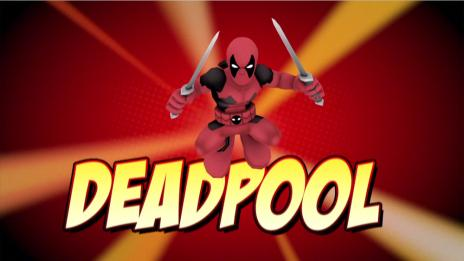 Super Hero Squad Online: Meet Deadpool
