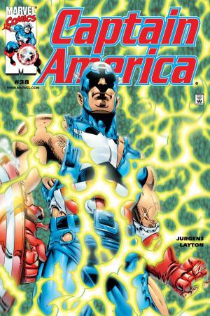 Captain America (1998) #38