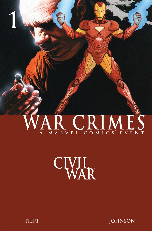 Civil War: War Crimes (2006) #1