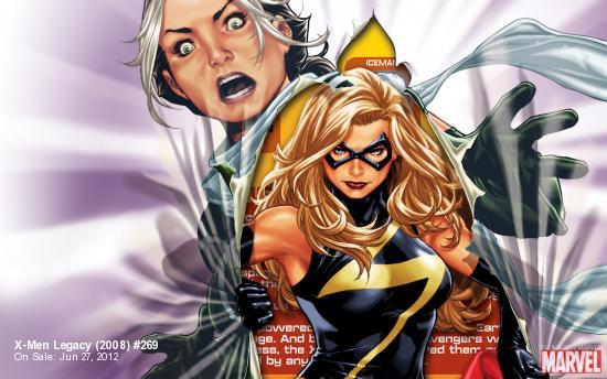 X-Men Legacy (2008) #269