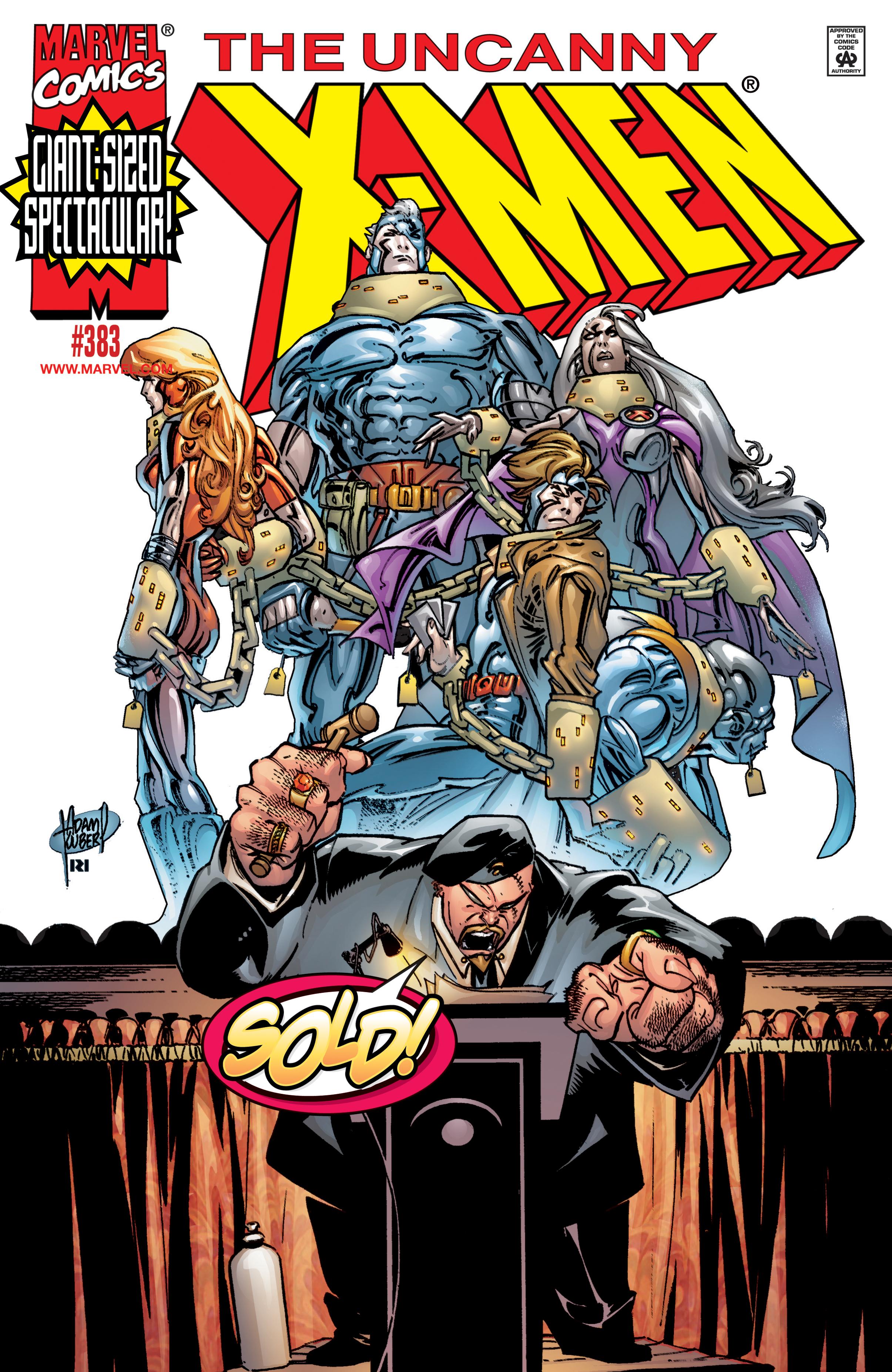 Uncanny X-Men (1963) #383