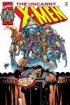 Uncanny X-Men (1963) #383 Cover