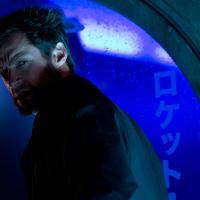 Wolverine looks unhappy in a photo from The Wolverine, taken from director James Mangold's Twitter