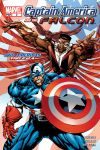 Captain America and the Falcon (2004) #2