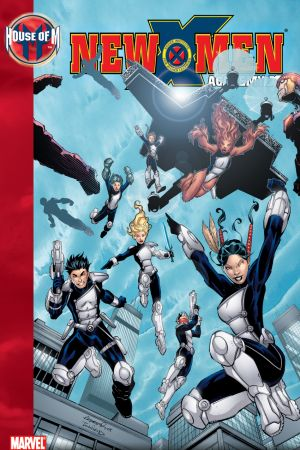 House of M: New X-Men (Trade Paperback)