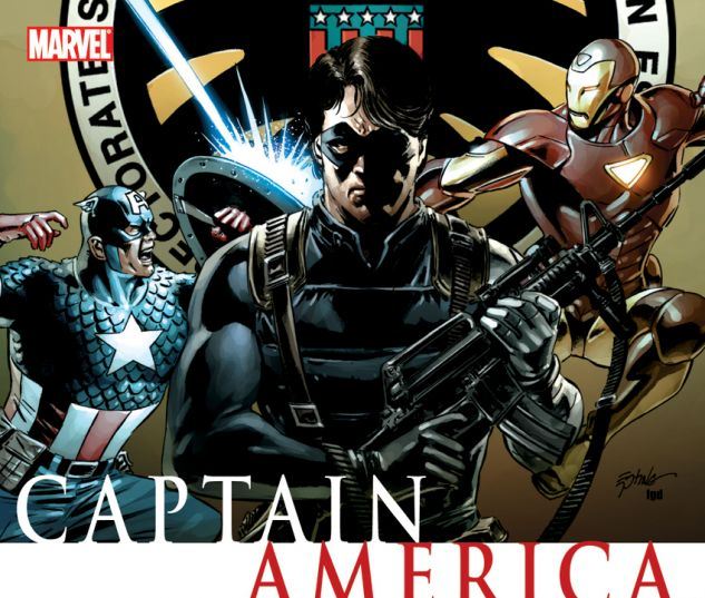 Civil War: Captain America (2007) TPB