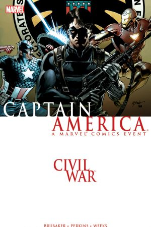 Civil War: Captain America (Trade Paperback)