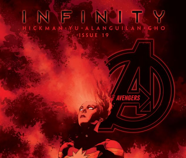 AVENGERS 19 (INF, WITH DIGITAL CODE)