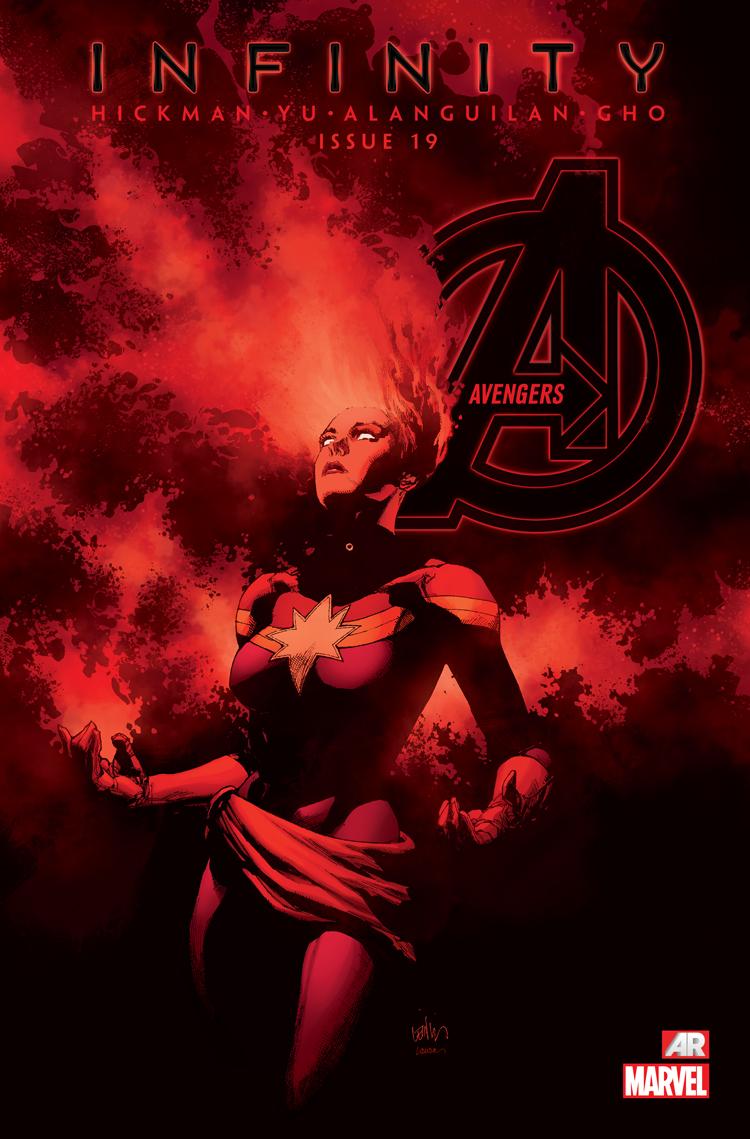 Avengers (2012) #19