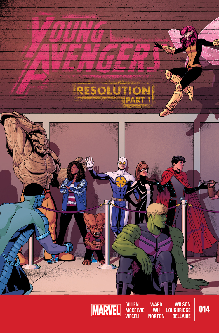 Young Avengers (2013) #14 | Comic Issues | Marvel