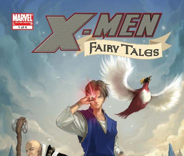 X-Men Fairy Tales (2006) #1