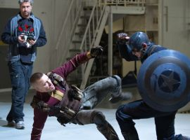 Marvel's Captain America: The Winter Soldier Blu-Ray featurette 3 master