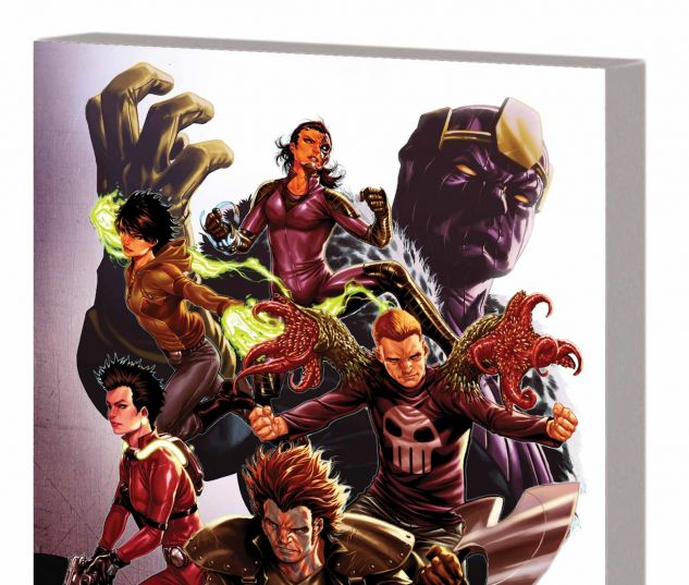 AVENGERS UNDERCOVER VOL. 1: DESCENT TPB