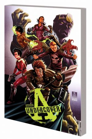 Avengers Undercover Vol. 1: Descent (Trade Paperback)