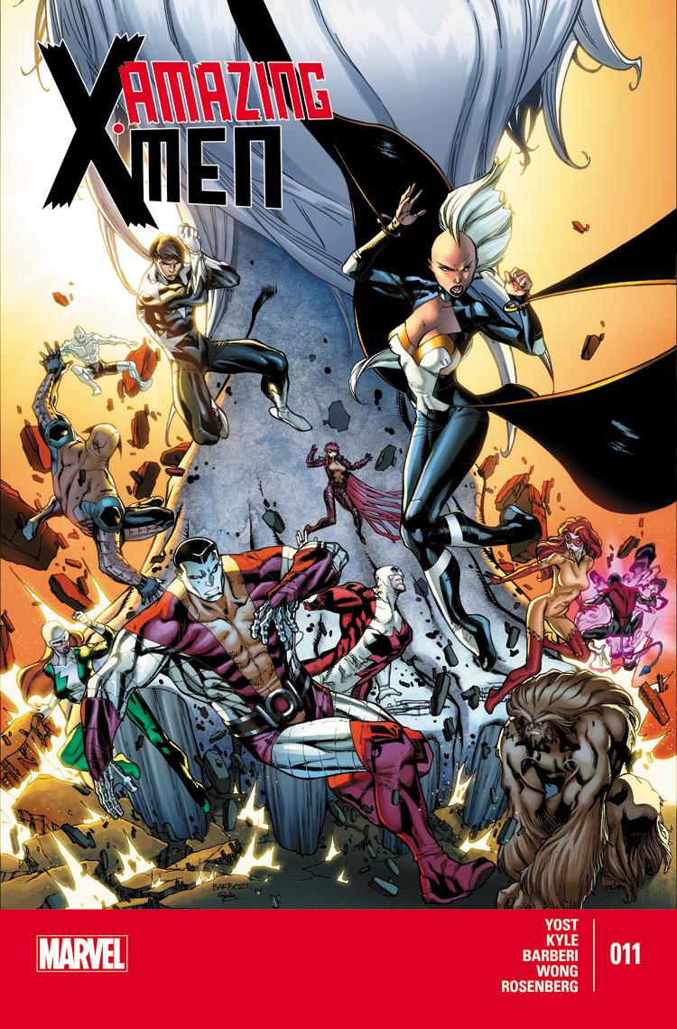Amazing X-Men (2013) #11