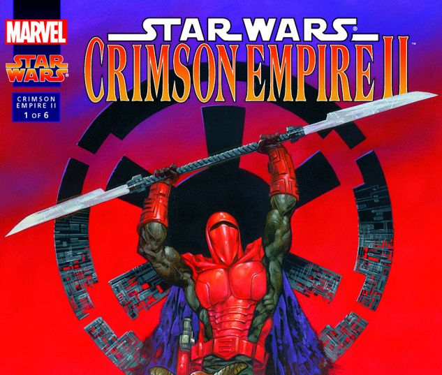 Star Wars: Crimson Empire II - Council Of Blood (1998) #1