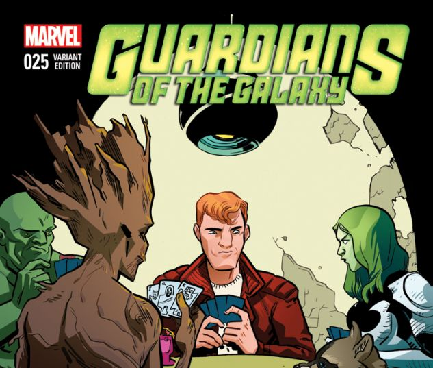 GUARDIANS OF THE GALAXY 25 HENDERSON WOM VARIANT (BV, WITH DIGITAL CODE)