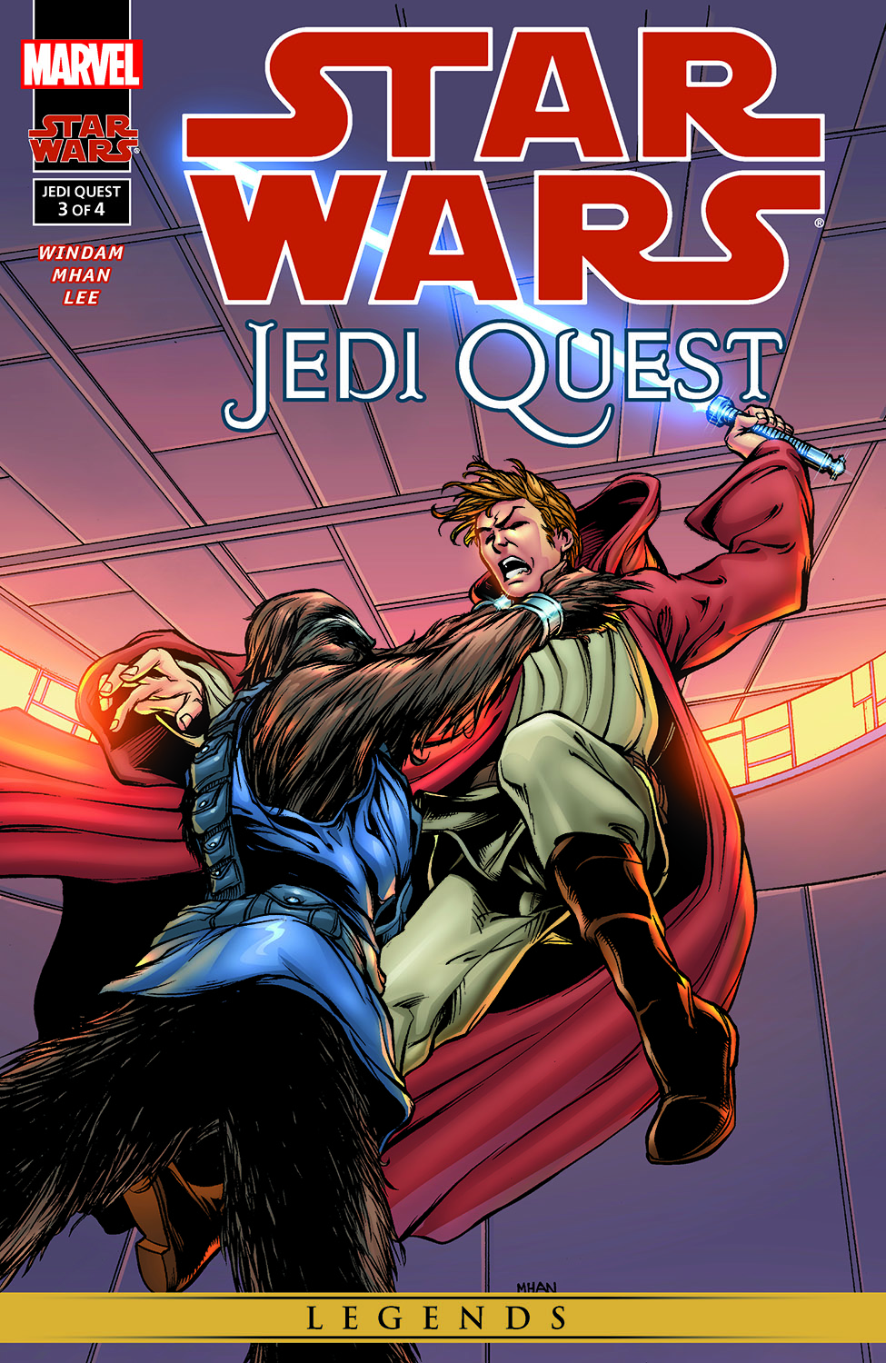 Star Wars: Jedi Quest (2001) #3