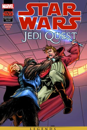Star Wars: Jedi Quest #3