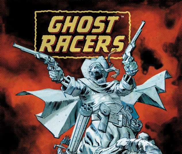 GHOST RACERS 1 PANOSIAN SLADE VARIANT (SW, WITH DIGITAL CODE)