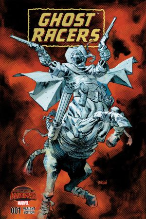 Ghost Racers (2015) #1 (Panosian Slade Variant)
