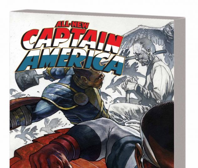 ALL-NEW CAPTAIN AMERICA: FEAR HIM TPB