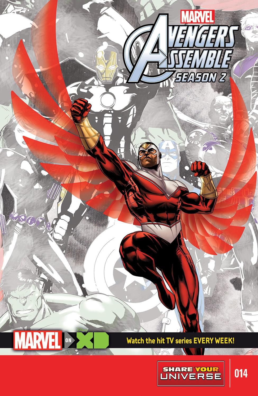 Marvel Universe Avengers Assemble Season Two (2014) #14