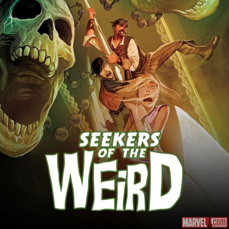 Disney Kingdoms: Seekers of the Weird (2014)