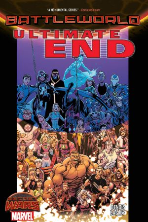 Ultimate End (Trade Paperback)