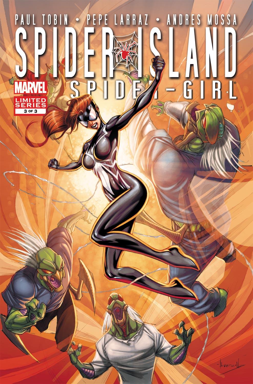 Spider-Island: The Amazing Spider-Girl (2011) #3