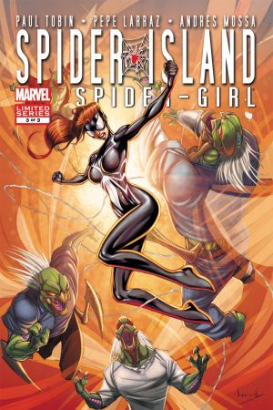 Spider-Island: The Amazing Spider-Girl #3