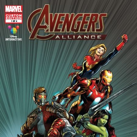 Marvel Avengers Alliance (2016)