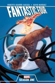 Fantastic Four: Season One (Hardcover)